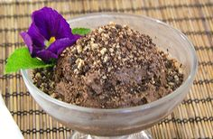 Double-Chocolate Ice Cream @Be Mindful. Be Human.