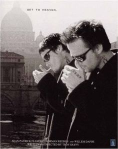 "The Boondock Saints -- ""We must all fear evil men. But, there is another kind of evil which we must fear most … and that is the indifference of good men."""