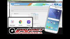 Remover conta Google Galaxy J5, J6, J7 - SideSync Não abre no celular (R...