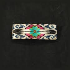Image result for beaded barrettes
