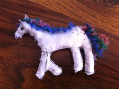 A horse, of course. To My Daughter, Art Pieces, Horse, Christmas Ornaments, Holiday Decor, Xmas Ornaments, Artworks, Christmas Jewelry, Horses
