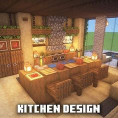 Minecraft Farm, Minecraft Cottage, Minecraft Houses Survival, Easy Minecraft Houses, Minecraft House Tutorials, Minecraft Plans, Minecraft House Designs, Minecraft Decorations, Minecraft Construction