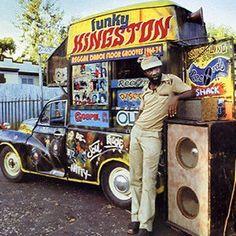 Mobile disco ;)  Funky Kingston: Reggae Dancefloor Grooves 1968-74 – Artisti Vari – Listen and discover music at Last.fm