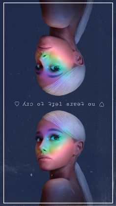 No Tears Left To Cry - Ariana Grande ♡✨