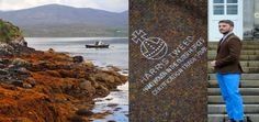 Harris Tweed Hebrides Journal