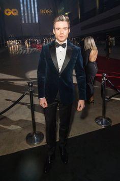Velvet Jacket, Blue Velvet, Black Tie, Celebs, Mens Fashion, Suits, Jackets, Boards, Image