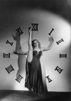 El reloj      (Inés York) 1946      Annemarie Heinrich