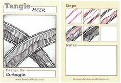 BEEZ in the Belfry: Tangle of the Week -- Meer