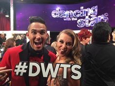 .@TheCarlosPena rocked the #dwts stage! How will his wife @alexavega do?