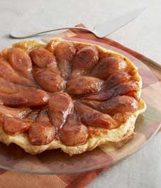 Pear tarte tatin recipe - Style At Home