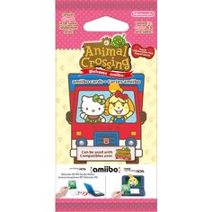 Buy Animal Crossing: New Leaf + Sanrio amiibo Cards Pack  from the official Nintendo site. Free Delivery on all orders.