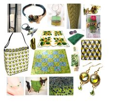 """""""Greek Olives"""" by belladonnasjoy ❤ liked on Polyvore featuring Giallo, Olivine, BMW, bathroom, modern and rustic"""