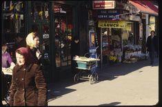 Dublin, 1970s, Times Square, Ireland, Street, Irish, Walkway