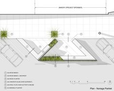 Noriega Street Parklet - It is important for governments to put money into public spaces in order to inspire love for one's city in one of the most direct ways possib...