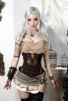 steampunk couture | Tumblr