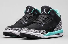 1dc55c198057 Air Jordan 3 Retro  Black   White  Release Date