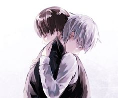 Kaneki Ken | Tokyo Ghoul. Ok this picture took me on the feels train