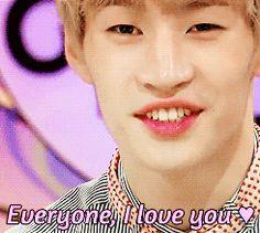 Love from Henry ♥♥♥♥ he got the cutest heart shaped nostrils....which sounds weird but still cute.