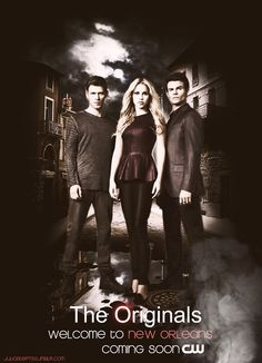 the originals - one of my favorite tv shows. Klaus is just the best*-*
