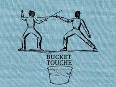 bucket touche