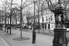 Rue de Batignolles by chany14, via Flickr