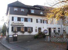 Outstanding hotel in Baden Baden, Germany:  Gasthaus Auerhahn, Aussenansicht