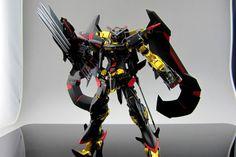 MBF-01 Gundam Astray Gold Frame Amatsu Perfect Form