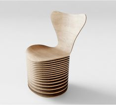 Gallery of BIG, Jean Nouvel, and 5 Others Reinterpret Arne Jacobsen's Series 7 Chair - 1