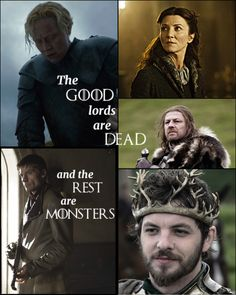 Brienne quote: all the good lords are dead. Really?