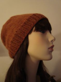A personal favorite from my Etsy shop https://www.etsy.com/listing/85142292/hand-knit-beanie-hat-with-matching