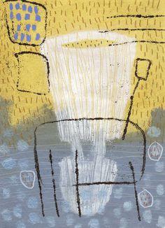 "Saatchi Art Artist Monika Pellkofer-Griesshammer; Painting, ""Sum of individual parts 8"" #art"