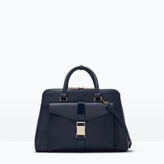 OFFICE CITY BAG-Woman-NEW THIS WEEK   ZARA United States