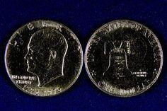$1 1975 Type 1 BU Ike Dollar