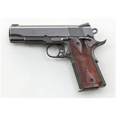Customized Colt Ltwt. Commander SA Pistol