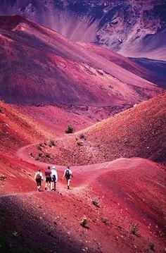 Most wonderful memory of Hiking in Haleakala National Park
