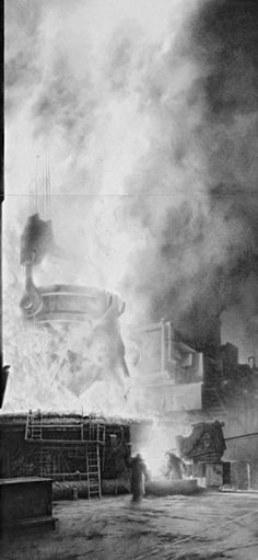 Craig McPherson - Furnace #1 Graphite