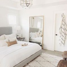 Who else has a busy weekend ahead of them? Ours is filled with the hubs birthday Who else has a busy weekend ahead of them? Ours is filled with the hubs birthday for the master bedroom Dream Rooms, Dream Bedroom, Girls Bedroom, Bedroom Inspo, Home Decor Bedroom, Bedroom Ideas, Bedroom Inspiration, Design Inspiration, My New Room