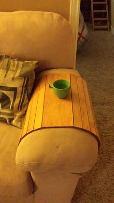1000 Images About Couch Drink Holder On Pinterest Solid