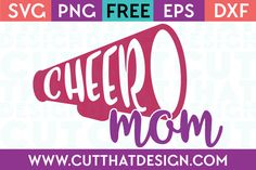 Cut That Design provides a large selection of Free SVG Files for Silhouette, Cricut and other cutting machines. Available in SVG, DXF, EPS and PNG Formats. Cheer Stunts, Cheerleading Stunting, Cheer Mom Shirts, Team Shirts, Cheer Pictures, Cheer Pics, Cheer Hair, Face Design, Free Svg Cut Files