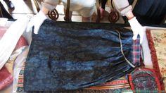 Las faldas de Pañal 1ª Parte | Indumentaria Tradicional