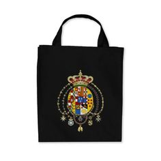 Coat of arms of the Kingdom of the Two Sicilies Tote Bag