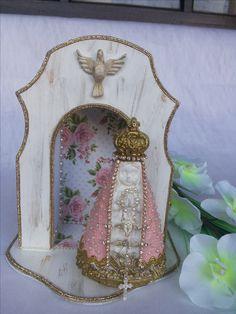 Nossa Senhora Aparecida 300 anos de fé e devoção. Encomende a sua!