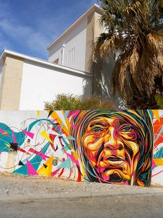 C215 - Lagos (PT) by C215, via Flickr