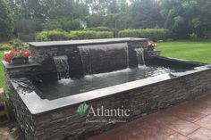 These front backyard hardscape thoughts can be decreased maintenance. Have a look at these hardscape suggestions for your landscaping. Backyard Pool Designs, Ponds Backyard, Backyard Landscaping, Fish Pond Gardens, Garden Pond, Water Gardens, Small Above Ground Pool, In Ground Pools, Pond Design