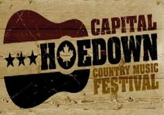 Capital HoeDown Country Music Festival has been cancelled for 2012