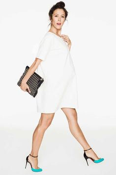 Hatch Collection: The Afternoon Dress (for maternity)