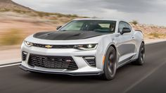 The right way to order a Camaro | 2017 Chevrolet Camaro 1LE First Drive - Autoblog