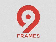 99frames logo redesign