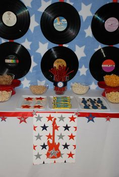 Rock Star 1st Birthday » Creating Couture Parties :: Party Blog