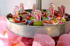 Strawberry Shortcake and Strawberries Birthday Party Ideas | Photo 26 of 31 | Catch My Party